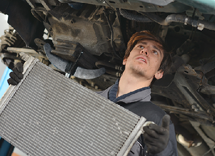 vehicle maintenance and inspection
